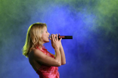 1st concert in Polenkonzert of the German superstar Michelle